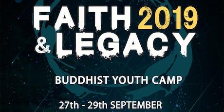 2019 Faith & Legacy Camp tickets