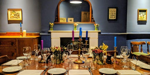 The Supper by Developers Boardroom MAIDA HILL: Discussion and Dining for SME Developers
