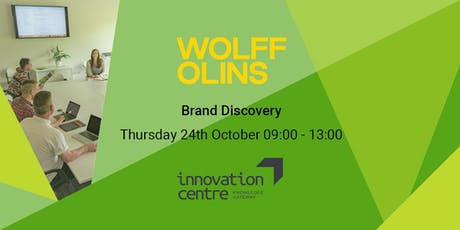 Brand discovery for Start ups  tickets