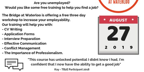 FREE EMPLOYABILITY COURSE tickets