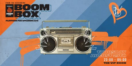 Boombox 29-8 tickets