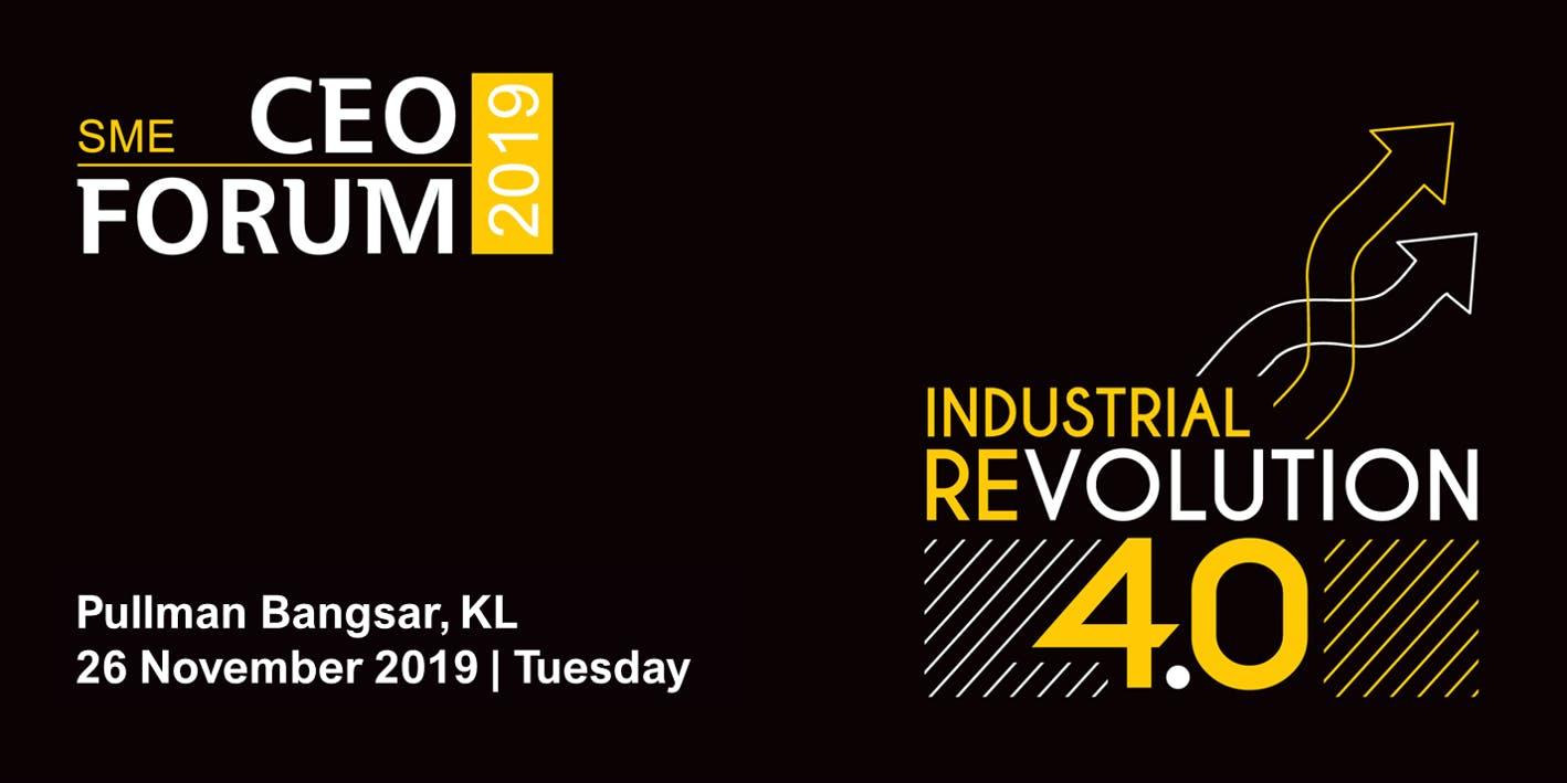 SME CEO Forum Industrial Revolution 4.0
