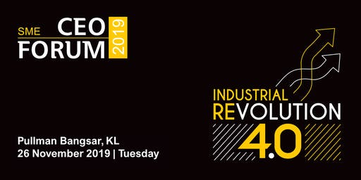 SME CEO Forum: Industrial Revolution 4.0