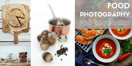 Food Photography For Beginners tickets