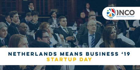 Netherlands Means Business '19 | Startup Day tickets
