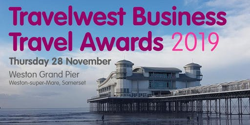 Travelwest Business Travel Awards 2019