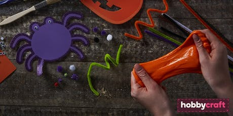 Kids' Craft Club Halloween Slime Making (selected stores) tickets