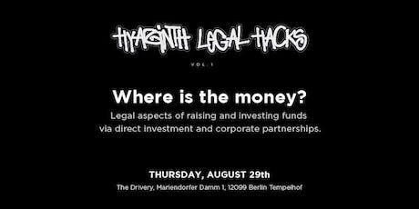 HYAZINTH LEGAL HACKS Vol. 1 tickets
