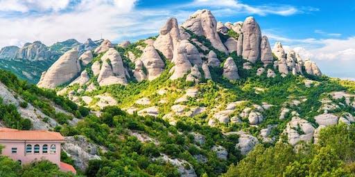 Hiking Europe Club @Barcelona: MONTSERRAT CALLING!