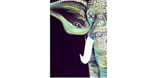 Indian Elephant - Woolloomooloo Bay Hotel