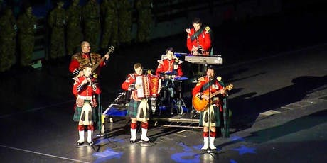 Open Ceilidh with the Royal Regiment of Scotland Ceilidh Band tickets