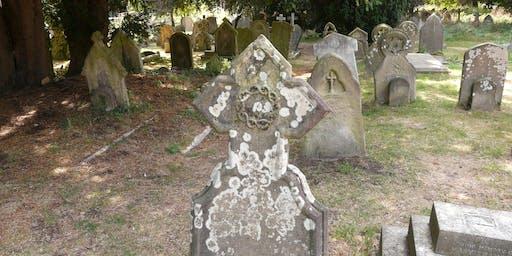 Gravestone Geology (Headington Municipal Cemetery)