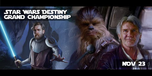 Star Wars Destiny Grand Championships at NLG Ringwood