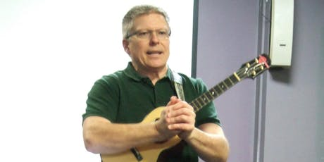 WAGF 2019 - Chord Twins Ukulele Workshop with Ian Porter tickets