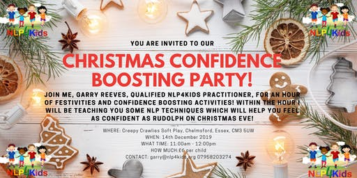 NLP4Kids Christmas Confidence Boosting Party!