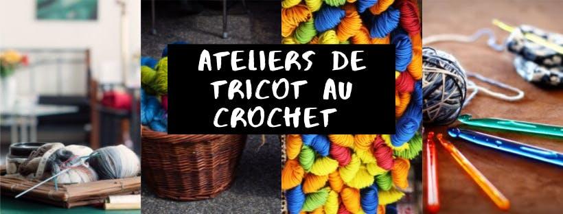 Ateliers de tricot au crochet