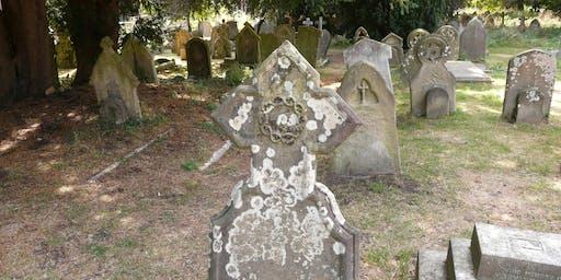 Gravestone Geology (St Mary and St John Churchyard)