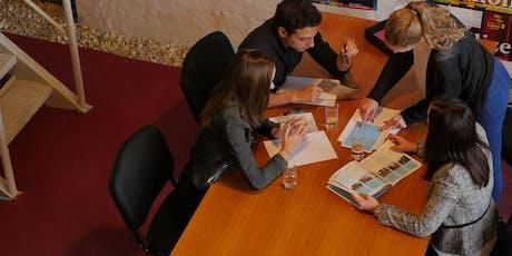 Schnupper-Workshop am Open Day: Traumjob Schreiberling Print/Online Tickets