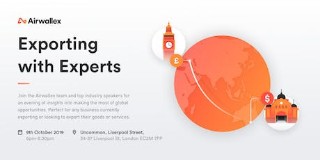 Airwallex Presents: Exporting with Experts tickets
