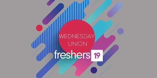 Freshers Wednesday Union