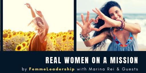 Real Women on a Mission