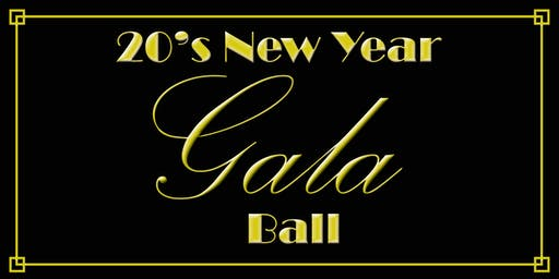 20's New Year Gala Ball