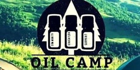 Oil Camp continues: Conventie Amerika  tickets