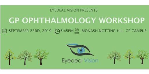 Eyedeal Vision GP Ophthalmology Workshop 2019