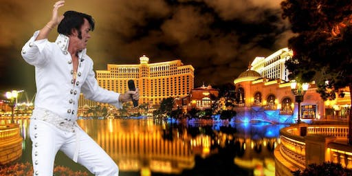 Elvis In Trouble - Live Elvis Band and Vegas Casino
