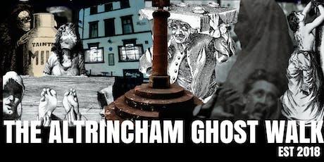 Flecky Bennett's The Altrincham Ghost Walk  tickets