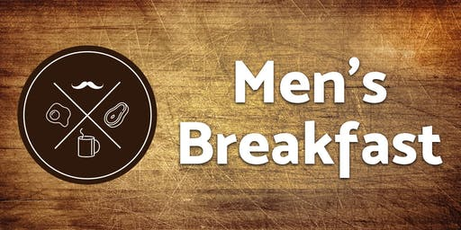 Men's Breakfast - Oct 17th