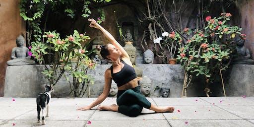 Spring Detox Masterclass - Yin Yoga, Reiki and Sound Healing