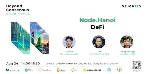 Beyond Consensus - Nervos Meetup Vietnam