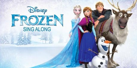Frozen Singalong tickets