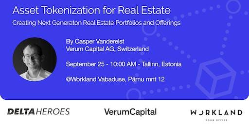 Asset Tokenisation for Real Estate