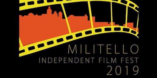 Militello Independent Film Fest 2019