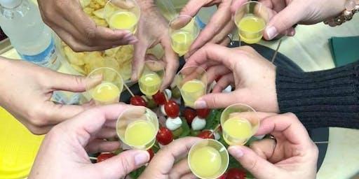 Donna Frida Limoncello Tasting