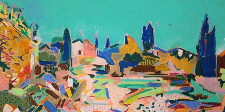 Creating a Landscape with Christabel Forbes tickets