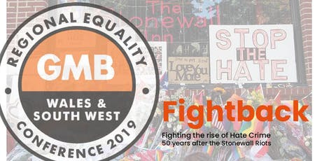 FIGHTBACK - GMBWSW Regional Equality Conference 2019 tickets