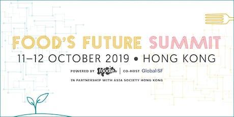 Food's Future Summit 2019 tickets