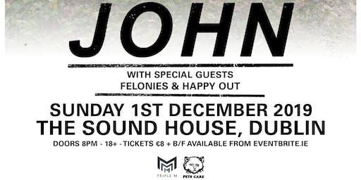 JOHN // Dublin