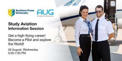 Get a high-flying career and become a Pilot with Southern Cross University