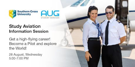 Get a high-flying career and become a Pilot with Southern Cross University tickets