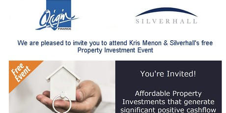 Property Investment Event - Where to Invest - Free Event ( Parramatta) tickets