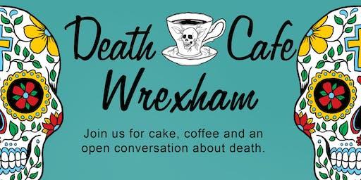 Death Cafe, Wrexham