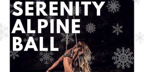Serenity Alpine Charity Ball tickets