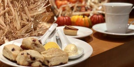 Fall Harvest Afternoon Tea tickets