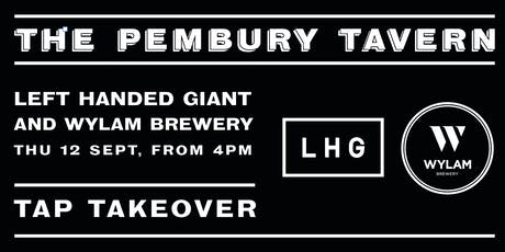 Left Handed Giant vs. Wylam Brewery: Joint Tap Takeover! tickets