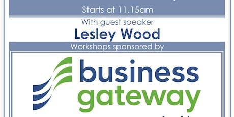 Social Media Workshop Sponsored by Business Gateway #BW19 tickets