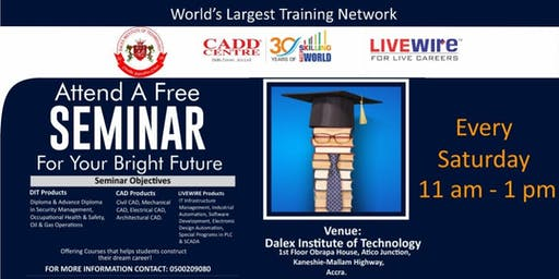 SECURITY, IT AND CADD SEMINAR